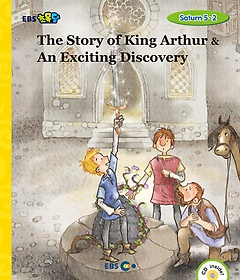 "<font title=""[EBS 초등영어] EBS 초목달 The Story of King Arthur & An Exciting Discovery - Saturn 5-2"">[EBS 초등영어] EBS 초목달 The Story of K...</font>"
