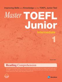 "<font title=""Master TOEFL Junior Intermediate 1 - Reading Comprehension"">Master TOEFL Junior Intermediate 1 - Rea...</font>"