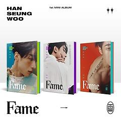한승우 - Fame [1st Mini Album][HAN+SEUNG+WOO ver.][패키지]