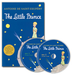 The Little Prince (Paperback+CD:2)
