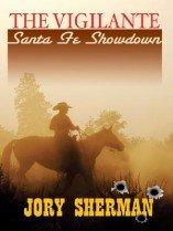 """<font title=""""The Vigilante: Santa Fe Showdown (Hardcover) """">The Vigilante: Santa Fe Showdown (Hardco...</font>"""