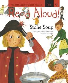 Read Aloud! 리드 얼라우드 - Stone Soup
