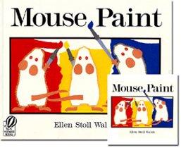 ��ο� Mouse Paint (�� & CD)