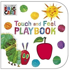 """<font title=""""Very Hungry Caterpillar: Touch and Feel Playbook (Board book)"""">Very Hungry Caterpillar: Touch and Feel ...</font>"""