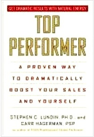Top Performer (Mass Maket Paperback)