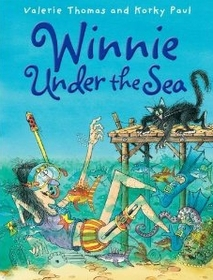 "<font title=""Winnie the Witch : Winnie Under the Sea (Hardcover)"">Winnie the Witch : Winnie Under the Sea ...</font>"