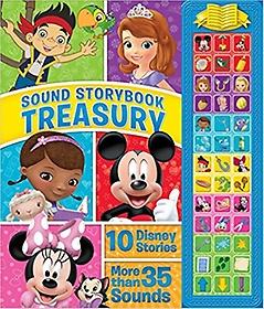 """<font title=""""Disney Junior Sound Storybook Treasury (Board book)"""">Disney Junior Sound Storybook Treasury (...</font>"""
