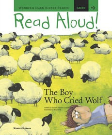 "<font title=""Read Aloud! 리드 얼라우드 - The Boy Who Cried Wolf "">Read Aloud! 리드 얼라우드 - The Boy Who ...</font>"