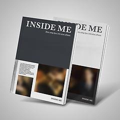 김성규 - INSIDE ME [3rd Mini Album][A+B ver.][패키지]