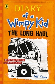 "<font title=""Diary of a Wimpy Kid #9: The Long Haul (Hardcover)"">Diary of a Wimpy Kid #9: The Long Haul (...</font>"