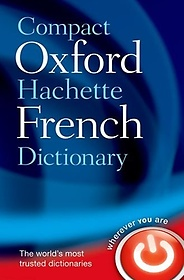 """<font title=""""Compact Oxford-Hachette French Dictionary (Paperback)"""">Compact Oxford-Hachette French Dictionar...</font>"""