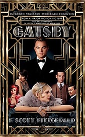 "<font title=""The Great Gatsby (Mass Market Paperback/ Movie Tie-in)"">The Great Gatsby (Mass Market Paperback/...</font>"
