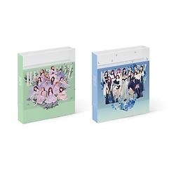 아이즈원(IZ*ONE) - HEART*IZ [2nd Mini Album][Violeta ver. + Sapphire ver.][패키지]