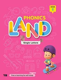 Phonics Land Book 1