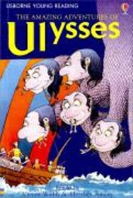 The Amazing Adventures of Ulysses Level 2-04 (Paperback+ CD)