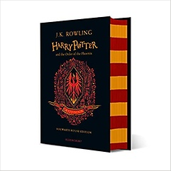 """<font title=""""Harry Potter and the Order of the Phoenix -Gryffindor Edition (Hardcover/ House Edition Gryffindor)"""">Harry Potter and the Order of the Phoeni...</font>"""