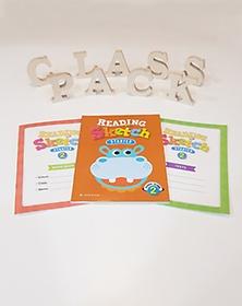 Reading Sketch Starter 1 Class Pack