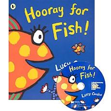 [노부영]Hooray for Fish! (Paperback+CD)