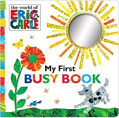 My First Busy Book (Board Book)