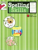 Spelling Skills : Grade 2 (Paperback)