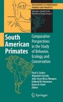 South American Primates (Hardcover)