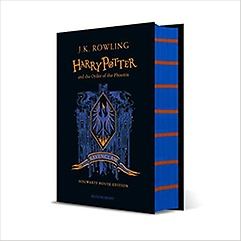 """<font title=""""Harry Potter and the Order of the Phoenix -Ravenclaw Edition (Hardcover/ House Edition Ravenclaw)"""">Harry Potter and the Order of the Phoeni...</font>"""
