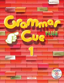"""<font title=""""Grammar Cue Plus 1 : Studentbook (Paperback+ CD+ Workbook)"""">Grammar Cue Plus 1 : Studentbook (Paperb...</font>"""