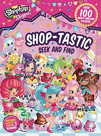 "<font title=""Shoppies Shop-tastic Seek and Find (Paperback)"">Shoppies Shop-tastic Seek and Find (Pape...</font>"