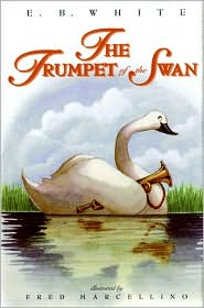 Trumpet of the Swan (Hardcover)