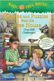 "<font title=""Magic Tree House: Games and Puzzles from the Tree House (Paperback)"">Magic Tree House: Games and Puzzles from...</font>"