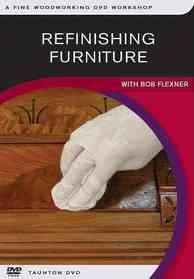 Refinishing Furniture (Hardcover)
