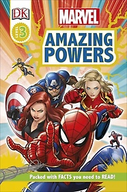 Marvel Amazing Powers (Paperback)