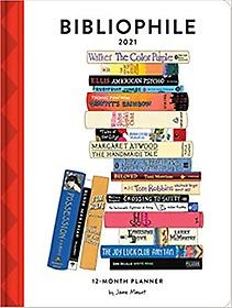2021 Planner: Bibliophile Calendar