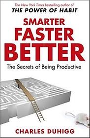 "<font title=""Smarter Faster Better : The Secrets of Being Productive (Paperback) "">Smarter Faster Better : The Secrets of B...</font>"