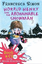 """<font title=""""Horrid Henry and the Abominable Snowman (Paperback + CD)"""">Horrid Henry and the Abominable Snowman ...</font>"""