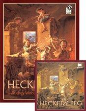 [��ο�]Heckedy Peg (Paperback+ CD)