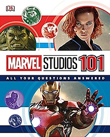 "<font title=""Marvel Studios 101: All Your Questions Answered (Hardcover)"">Marvel Studios 101: All Your Questions A...</font>"