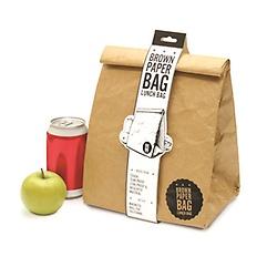 직장인 런치박스 Brown Paper Bag