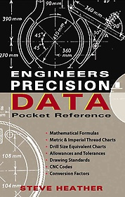 "<font title=""Engineers Precision Data Pocket Reference (Paperback)"">Engineers Precision Data Pocket Referenc...</font>"
