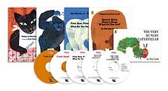 "<font title=""Pictory Eric Carle 5종 Set (Paperback: 5 + Audio CD: 5)"">Pictory Eric Carle 5종 Set (Paperback: 5...</font>"