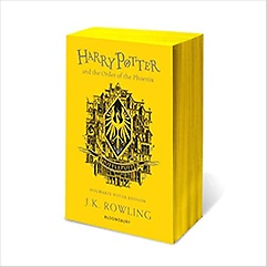 """<font title=""""Harry Potter and the Order of the Phoenix -Hufflepuff Edition (Paperback/ House Edition Hufflepuff)"""">Harry Potter and the Order of the Phoeni...</font>"""