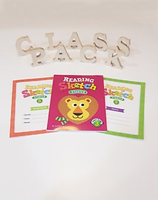 Reading Sketch Starter 3 Class Pack