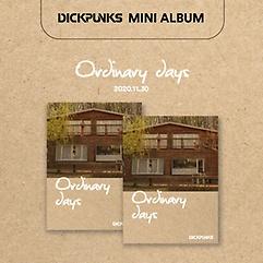 딕펑스(Dickpunks) - Ordinary Days [Mini Album]