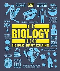 "<font title=""The Biology Book: Big Ideas Simply Explained (Hardcover) "">The Biology Book: Big Ideas Simply Expla...</font>"