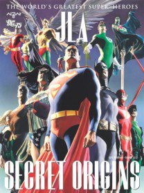 JLA : 탄생의 비밀