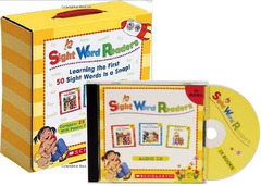 Sight Word Readers 패키지 (Box Pack + CD:1)