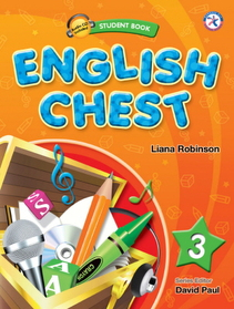 "<font title=""English Chest 3 : Student Book (Paperback +Audio CD)"">English Chest 3 : Student Book (Paperbac...</font>"