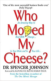 Who Moved My Cheese (Board book)