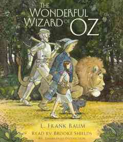 "<font title=""The Wonderful Wizard of Oz (CD / Unabridged)"">The Wonderful Wizard of Oz (CD / Unabrid...</font>"