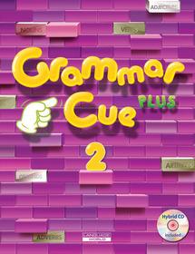 """<font title=""""Grammar Cue Plus 2 : Studentbook (Paperback+ CD+ Workbook)"""">Grammar Cue Plus 2 : Studentbook (Paperb...</font>"""